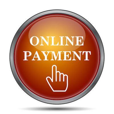 online payment Opens in new window